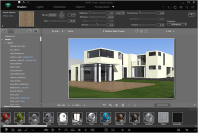 Artlantis Render Easy Fast And High Quality